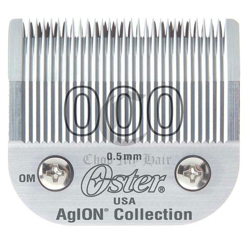 Oster Classic 76 Detachable Clipper Blade Set Size 000