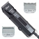 Oster Turbo 111 Clipper w/ Detachable Blade #000 & #1