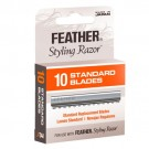 Jatai Feather Styling Razor Standard Replacement Blades 10pcs
